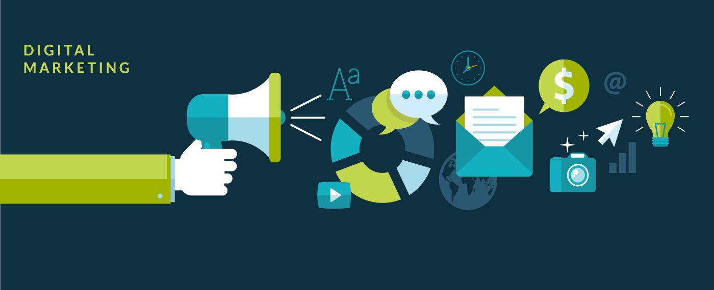 Digital Marketing Rgraphics